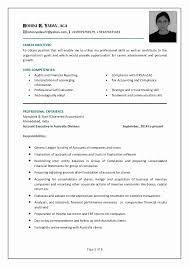 Cv Chartered Accountant 3 Articleship Resume Format Luxury Of A