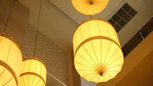 paper lantern ceiling light lanterns hanging from the play preview fixture paper lantern