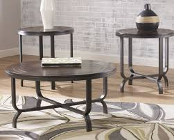 captivating metal round coffee table rustic round coffee