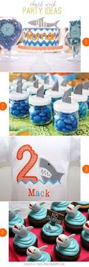 200 shark week party ideas shark