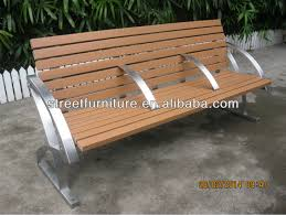 stainless steel benches. Iso9001 Certified Stainless Steel Bench Seat With Recycled Plastic Slats,Outdoor Benches/park - Buy Seat,Outdoor Benches E