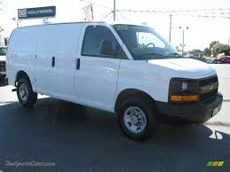 2007 Chevrolet Express Cargo Photos, Specs, News - Radka Car`s Blog