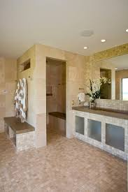 shower ideas bathroom contemporary with bench seat frosted glass image by shane d inman