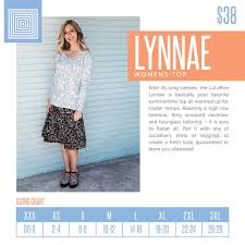 Lularoe Tc2 Size Chart Shop Sarah Olson Lularoe Sizing Charts