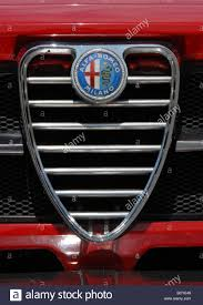 alfa romeo grill. Contemporary Grill Alfa Romeo GTV 1750 Coupe Classic Red Italian Sports Car Radiator Grill And  Badge  Stock Intended Grill I