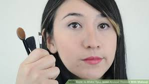 image led make your nose appear thinner with makeup step 8