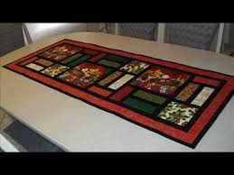 Table Runner Patterns Custom Christmas Table Runner Pattern A Quilting Pattern Presentation