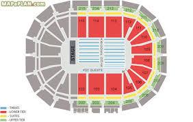Metro Radio Arena Seating Chart Seating Plan O2 Manchester