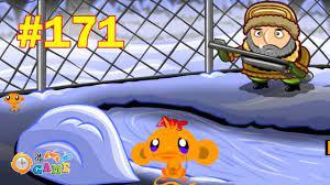 Chú Khỉ Buồn 171 - Hướng Dẫn Chơi Game Chú Khỉ Buồn 171 - Game24h - YouTube