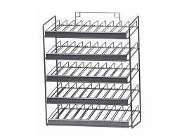 Metal Display Racks And Stands Standing Metal wire displayshop displaymetal display rackRonpoo 95