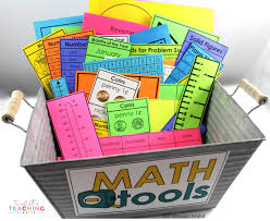 Math Tools Toolkit For Reference Tunstalls Teaching