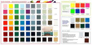 Rustoleum Spray Paint Colour Chart