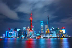 high rise buildings with lights on n ight free image peakpx