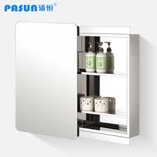 sliding cabinet doors for bathroom. Buy Stainless Steel Bathroom Cabinet Sideshows Sliding Door Mirror Storage Lockers Phj008 In Cheap Price On Alibaba.com Doors For
