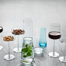 essence carafe by iittala in the shop