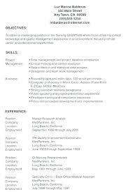 Basic Resume Examples – Eukutak