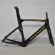 2017 Colnago Concept Black Gold Painting Ud Velo Bici