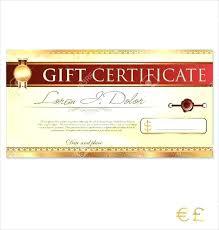 Template For Making A Gift Certificate Edunova Co