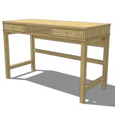 ikea office drawers. Solid Wood Desk From IKEA, 2 Drawers And A Compart. Ikea Office I