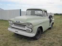 1958 Chevy Apache - Brand New? | MyRideisMe.com