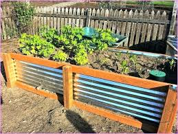 corrugated metal raised beds steel raised garden beds galvanized steel raised garden bed corrugated metal raised