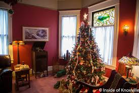 The Living Christmas Tree Knoxville Tn