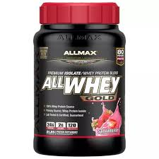 Allmax Nutrition Post-Workout Recovery <b>Allwhey Gold</b>