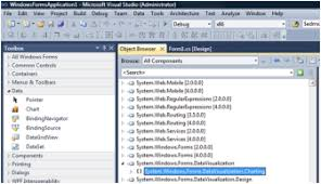 Visual Studio 2010 The Windows Forms Is Not Death The