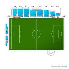 Highmark Stadium 2019 Seating Chart