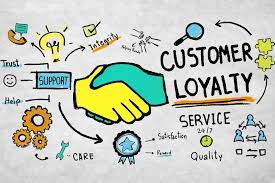 Image result for image of customer loyalty
