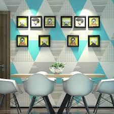 nordic wallpapers for living room bedroom dining walls ins yellow orange papel parede
