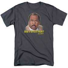the office ornaments. The Office Did I Stutter Men\u0027s Short Sleeve T-Shirt Ornaments