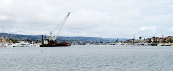 maintenance dredging project will restore federal channels in hires