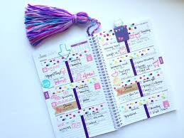 Academic Daily Planner Why I Love Bloom Daily Planners Her Campus