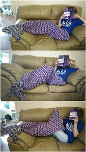 Free Crochet Mermaid Blanket Pattern Custom Inspiration Design