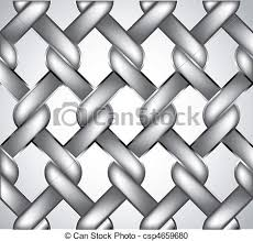 metal chain fence. Simple Chain Chain Fence Vector With Metal Fence