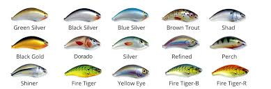 Top Five Must Have Crankbait Colors Ugly Duckling Lures