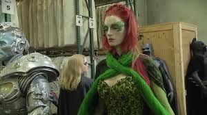 Behind the Scenes: Poison Ivy Costume   VIP Studio Tour   Warner Bros.  Studio Tour - YouTube