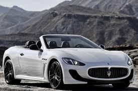 Maserati GranCabrio MC Stradale unveiled - Automotorblog