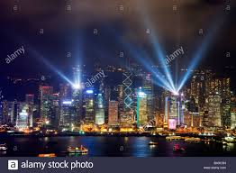 Where To See Symphony Of Lights Hong Kong The Spectacular Symphony Of Lights On Hong Kong Island From