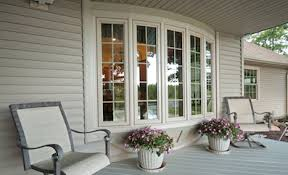 Furniture  Amazing Average Cost To Replace Windows Double Pane 4 Pane Bow Window Cost