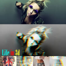 photoshop effects free free 3d anaglyph photoshop action 3d effects actions for