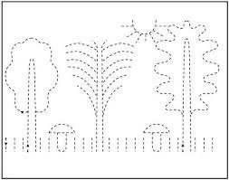 Kindergarten Handwriting Practice Barca Fontanacountryinn Com