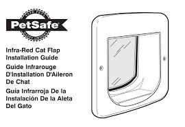 petsafe staywell installation manual