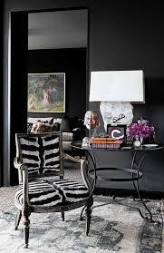 Zebra Wall Decor for Bathroom | 20 Zebra Interior Decorating Ideas
