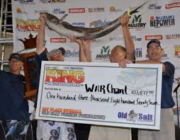 Fall King Of The Beach Kingfish Tournament Old Salt Fishing Foundation