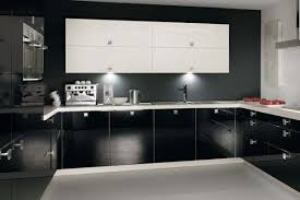 Captivating Grab Black And White Kitchen Designs Picture ...