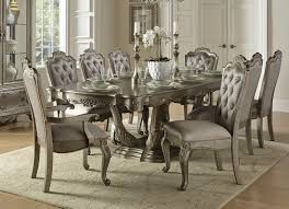 Florentina Gold Extendable Dining Table 1stopbedrooms
