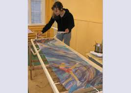 silk painting supplies