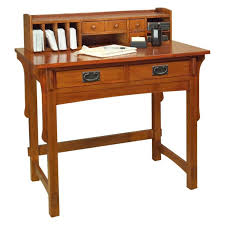 arts and crafts small desk with hutch create a complete well rounded office craftsman deskscraftsman furniturecraftsman